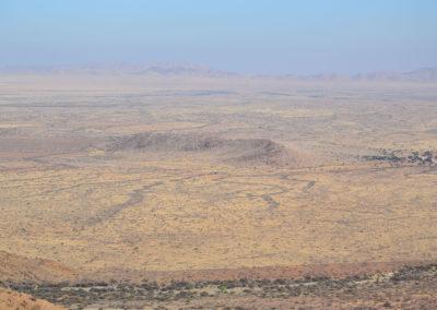 View Point sul deserto del Namib dal passo di Spreethotsge - Diario di viaggio in Namibia