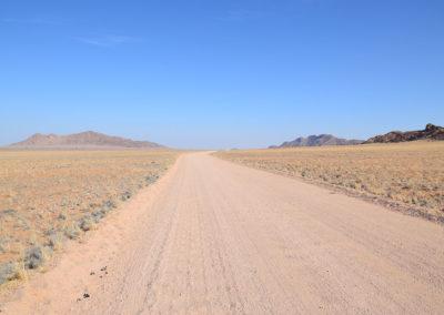 Strada Swakopmund Solitaire - Diario di viaggio in Namibia