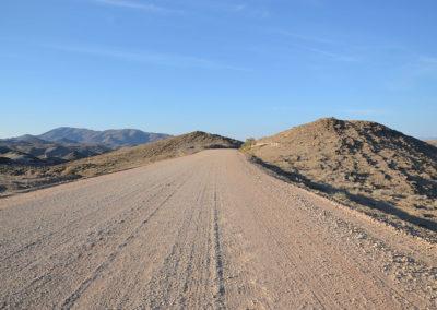 Gaub Pass - Diario di viaggio in Namibia