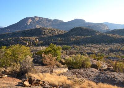 Erongo - Diario di viaggio in Namibia