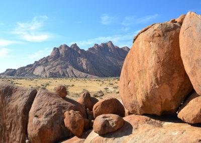 Spitzkoppe-Damaraland - Diario di viaggio in Namibia