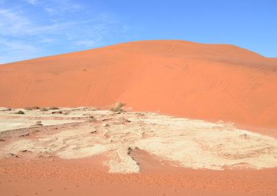 Sossusvlei - Diario di viaggio in Namibia