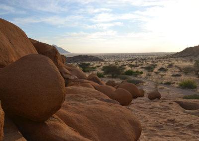 Spitzkoppe--Damaraland - Diario di viaggio in Namibia