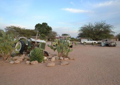 Solitaire - Diario di viaggio in Namibia