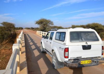 Strada per Erongo - Diario di viaggio in Namibia