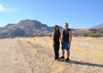 Erongo Muntains - Diario di viaggio in Namibia