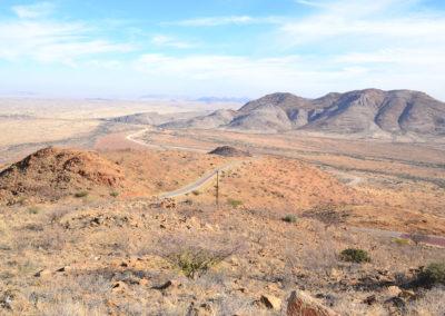 Solitaire verso Windhoek - Diario di viaggio in Namibia
