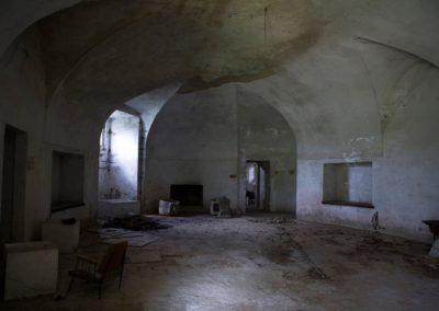 L'abbandono della reggia di Carditello nel 2008/9