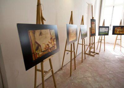 La mostra di Giulio Festa per Italia Nostra -2010