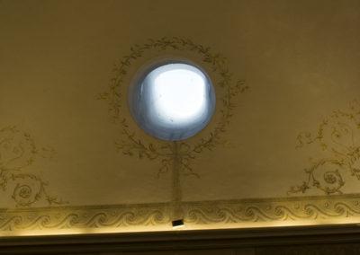 Reggia di Carditello - Il lucernaio
