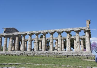 Tempio greco di Paetum