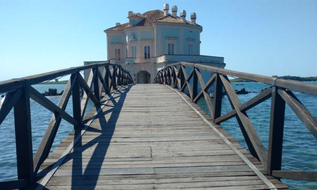 Casina Vanvitelliana di Bacoli: racconto in foto