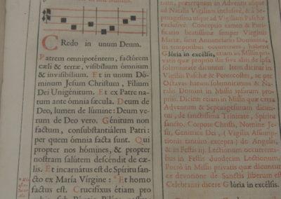 Testi antichi nella Casa Alta della Certosa di San Lorenzo a Padula