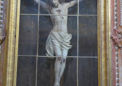 Affreschi nella Casa Alta della Certosa di San Lorenzo a Padula