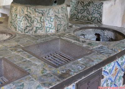 La cucina della Certosa di San Lorenzo a Padula