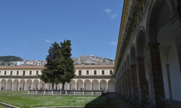La Certosa di San Lorenzo ed il Battistero Paleocristiano