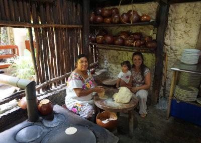 Ristorante tipico Kinich El Sabor - Izamal - Diario di viaggio in Messico