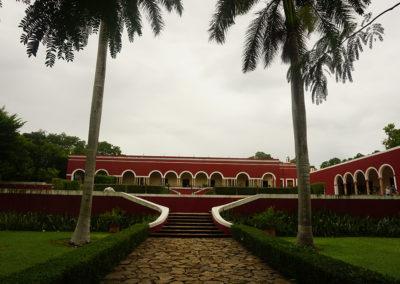 Hacienda Temozon Temozon Sur - Ex Hacienda Yaxcopoil - Diairio di viaggio in Messico