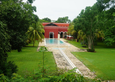 Hacienda Temozon – Temozon Sur - Diairio di viaggio in Messico -