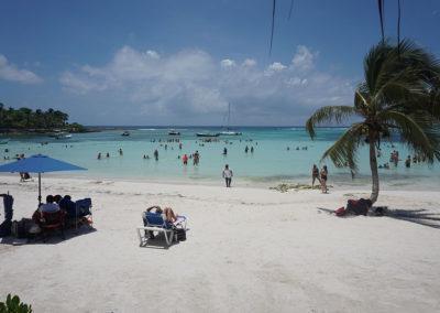 Akumal-spiaggia - Diario di viaggio in Messico