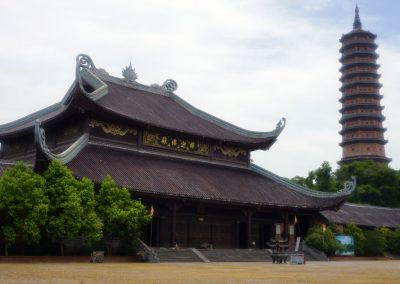 Bai-Dinh-Pagoda----Facciata