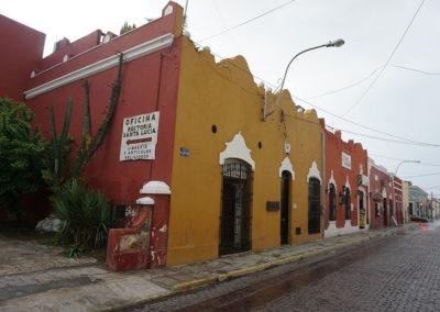 Calle-55-Merida- Diario di viaggio in Messico