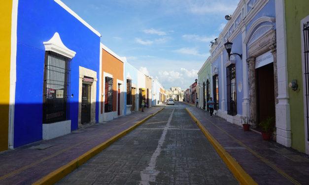 Diario di viaggio con bimba in Messico