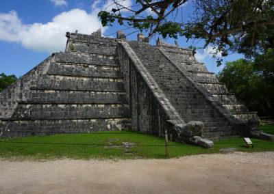 Chichen-Itza Casa-del-Venado - Diario di viaggio in Messico