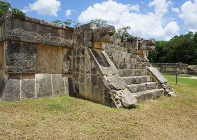 Chichen-Itza Plataforma-de-Venus - Diario di viaggio in Messico