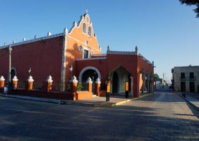 Chiesa-de-La-Candelaria---Valladolid.--Diari-di-viaggio-in-Messico