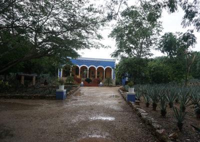 Ecoparco Choco Story con Museo del Cioccolato - Sito-archeologico-Edzna - Diario di viaggio in Messico