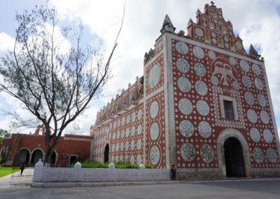 Ex-Convento-di-Santiago-Domingo-Uayama - Diario di viaggio in Messico