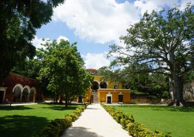 Hacienda-Uayamon-Uayamon- Diario di viaggio in Messico