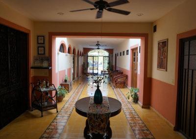 Hotel-Luz-en-Yucatan-Merida -Diario di viaggio in Messico