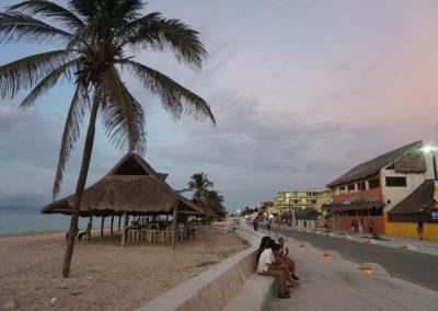 Lungomare-Progreso - Diario di viaggio in Messico