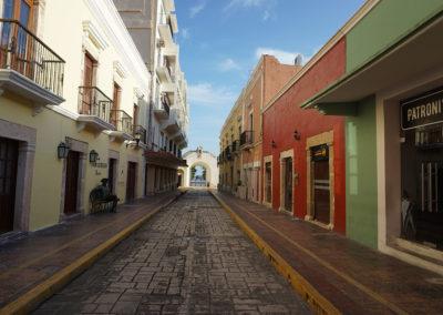 Puerta-del-Ma-Campeche - Diario di viaggio in Messico