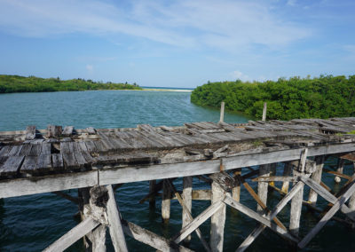 Riserva-Sian-Ka'an - Akumal-spiaggia - Diario di viaggio in Messico