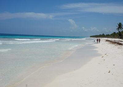 Spiaggia-e-mare-Tulum 4- Diario di viaggio in Messico
