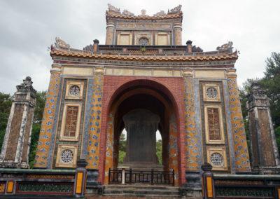 Tombe-Imperiali-di-Tu-Duc---Huè---arco