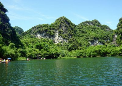 Trang-An- Ninh-Binh - Panorama