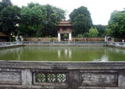 Van-Mieu-(Tempio-della-Letteratura),Pozzo-della-Chiarezza-Celeste-(Khue-Van-Cac)