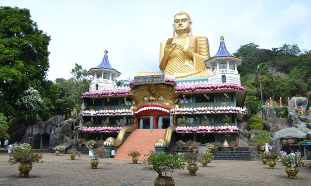 Diario di viaggio in Sri Lanka e Maldive