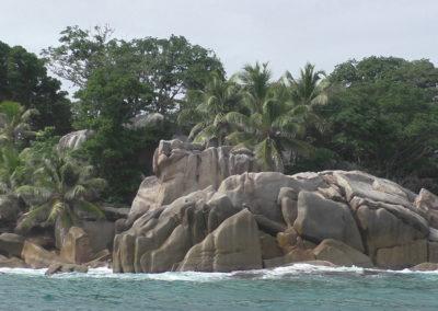 escursione barca La Digue (Grande Soeur le Cocos - Felicitè) - Diario di viaggio alle Seichelles