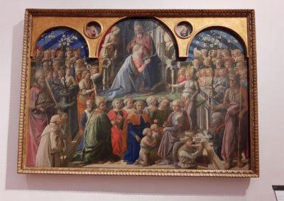 Arte del 300 agli Uffizi - 3 giorni a Firenze