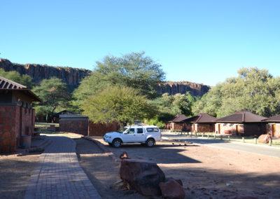 Il Rest camp a Waterberg National Park - Diario di viaggio in Namibia
