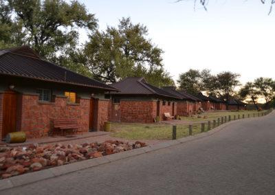 Rest camp Waterberg National Park - Diario di viaggio in Namibia