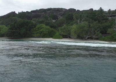 escursione barca La Digue - Diario di viaggio alle Seichelles