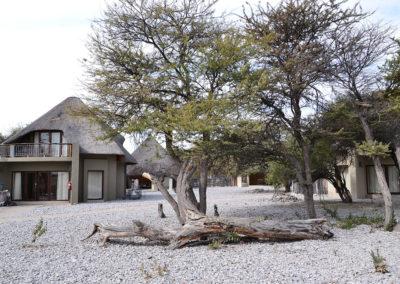Lodge a Okuakuejo - Diario di viaggio in Namibia