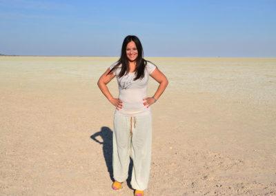 Pan Etosha - Diario di viaggio in Namibia
