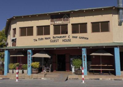 The Farm House Outjo - Diario di viaggio in Namibia